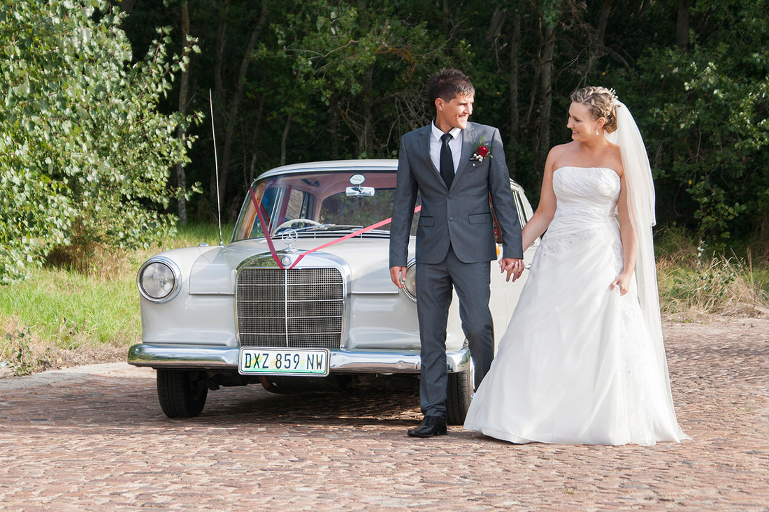1964 Mercedes Benz for your wedding